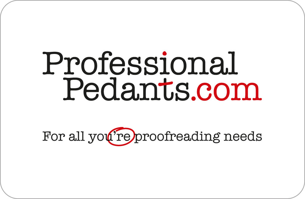 About Professional Pedants Proofreaders Copywriters